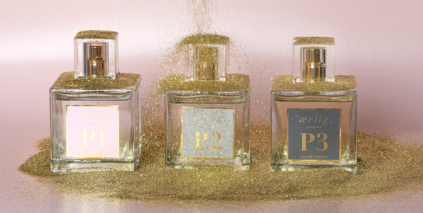 ærlig P1, P2 og P3